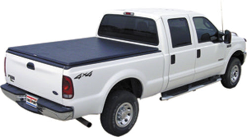TruXport Tonneau Cover - Black - 2017-2020 Ford F-250/350/450 8' 2 Bed