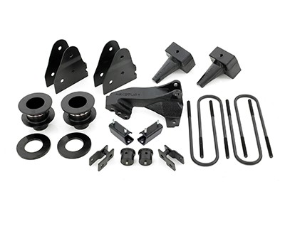ReadyLift 3.5'' SST Lift Kit - 2 pc Drive Shaft 2017-2019 FORD F-250, F-350 Super Duty Without Shocks