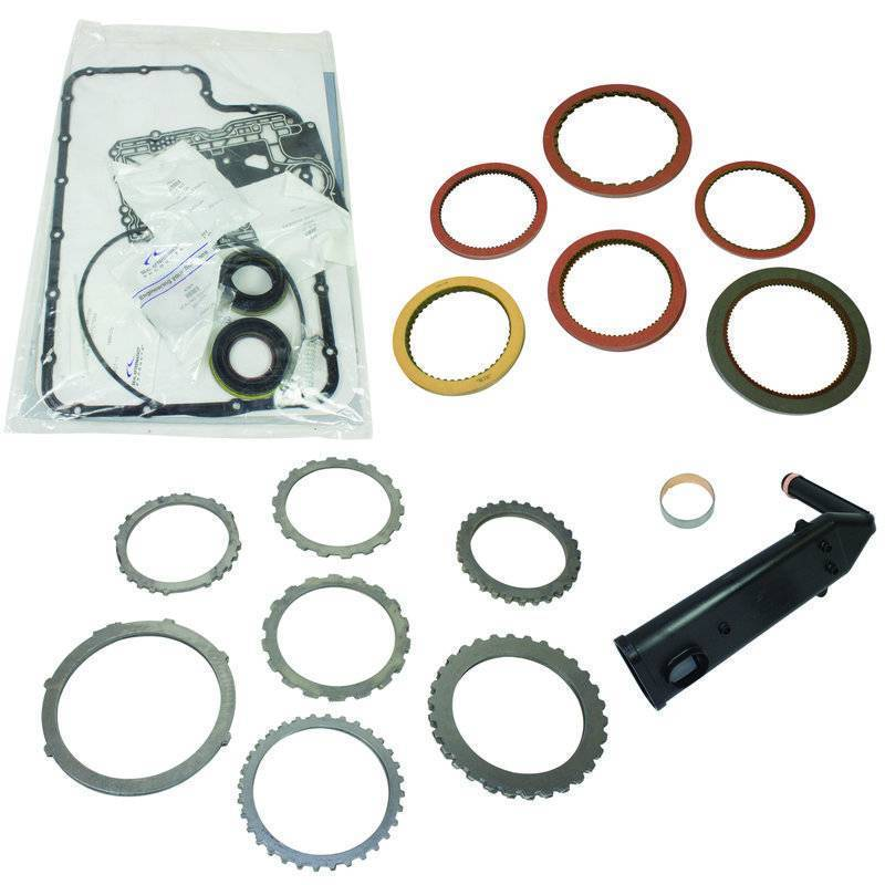 BD Diesel Built-It Trans Kit Ford 2005-2010 5R110 Stage 1 Stock HP Kit 1062141