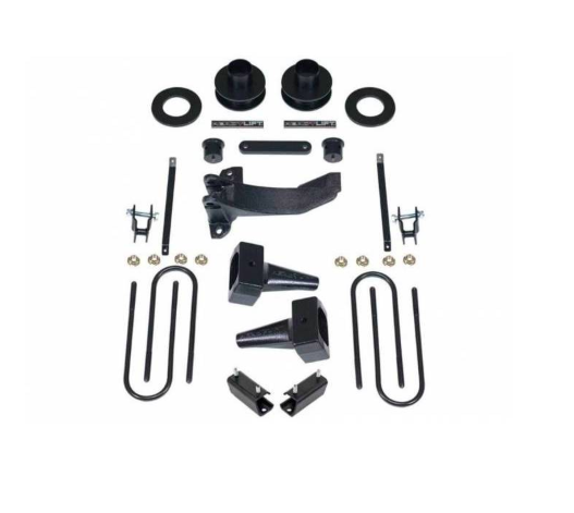ReadyLift 2008-10 FORD F250/F350 2.5'' SST Lift Kit with 4'' Blocks - 2 pc Drive Shaft 69-2519