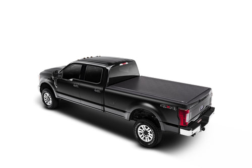Lo Pro Tonneau Cover - Black - 2017-2020 Ford F-250/350/450 8' 2 Bed