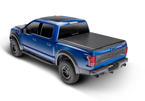 Deuce Tonneau Cover - Black - 2017-2020 Ford F-250/350/450 8' 2 Bed