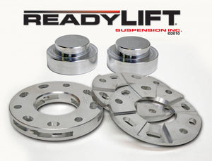 ReadyLift 2007-18 GM AVLNCH/TAH/SUB/YUK XL/ESCLDE 1''-1.5''F Adj with 1''Rear SST Lift Kit 69-3010