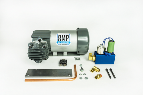 Pacbrake AMP - 12V HP625 Series Air Compressor Kit (Horizontal pump head) HP10631