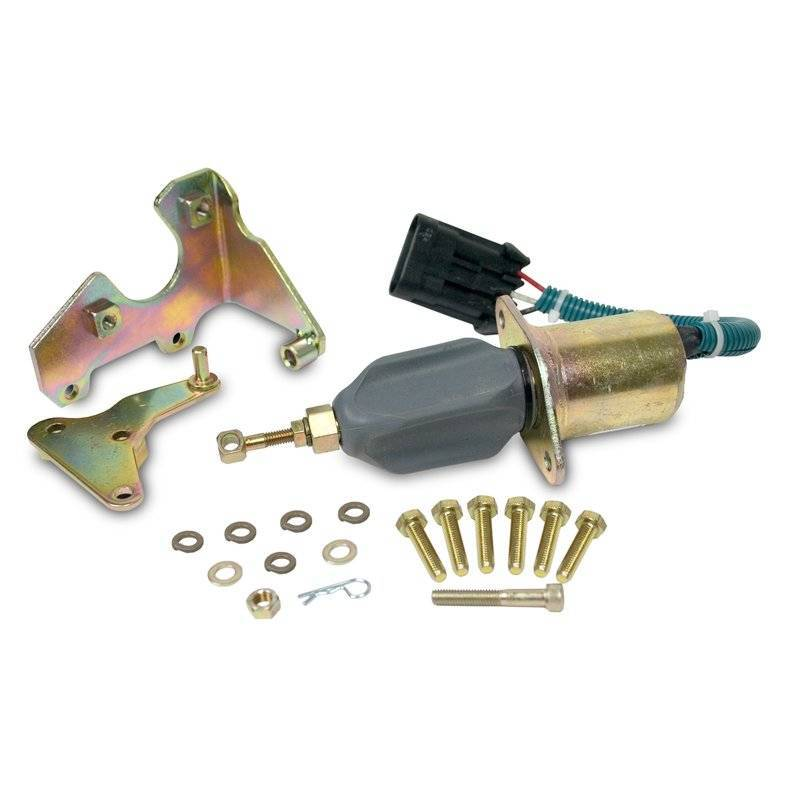 BD Diesel Fuel Shutdown Solenoid Kit 1994-1998 Dodge Ram 2500, 3500 Cummins 5.9L 12-valve P7100 Pump