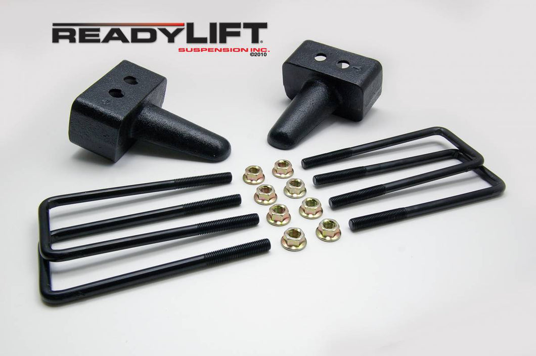 ReadyLift 2004-18 FORD F150 3'' Rear Block Kit 66-2053