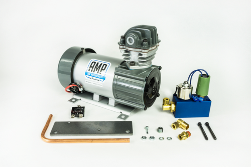 Pacbrake AMP - 24V HP625 Series Air Compressor Kit (Vertical pump head) HP10633