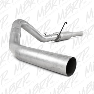 "MBRP Exhaust 4"" Cat Back, Single Side S6108P"