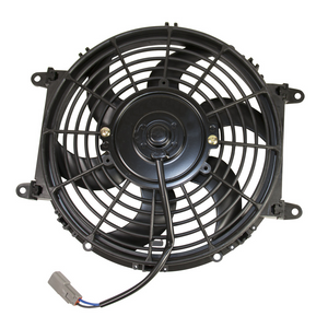 BD Diesel Universal Electric Cooling Fan Kit - 80-watt 10-inch 800 CFM 1030607