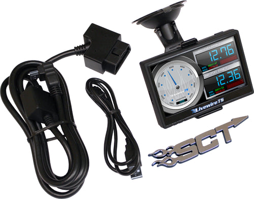 Livewire TS+ Performance Programmer and monitor for GM Cars and Trucks