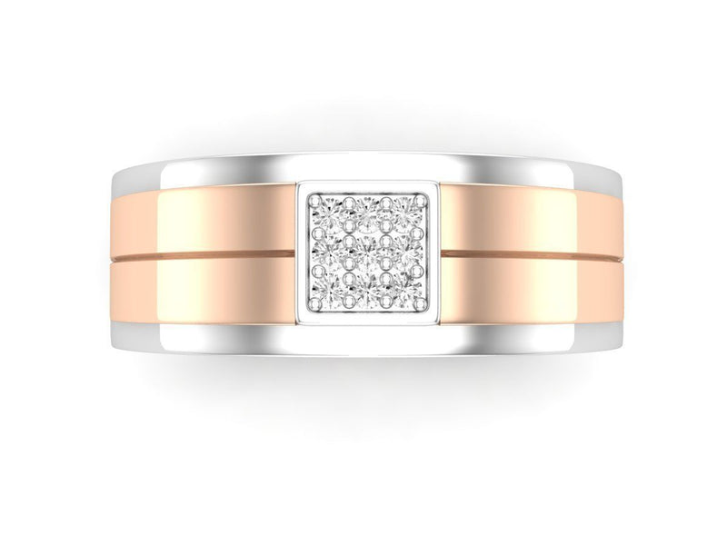 Rose and White Gold 17
