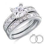Rebecca White Gold Engagement Ring