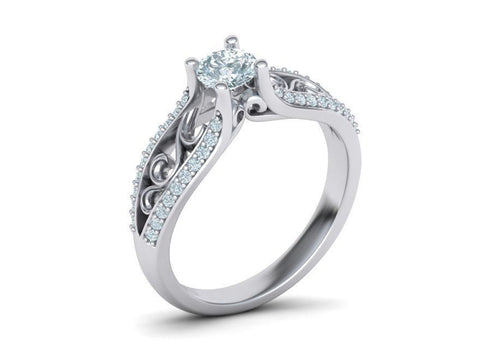 Beautiful Stand Out Engagement Ring