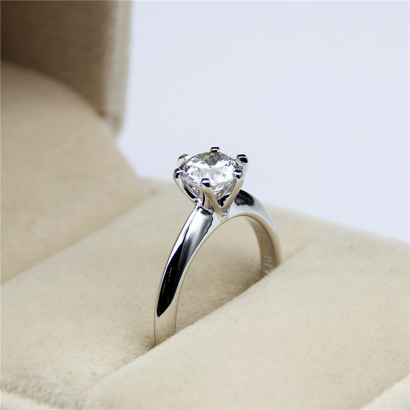 Solitaire Ring 8