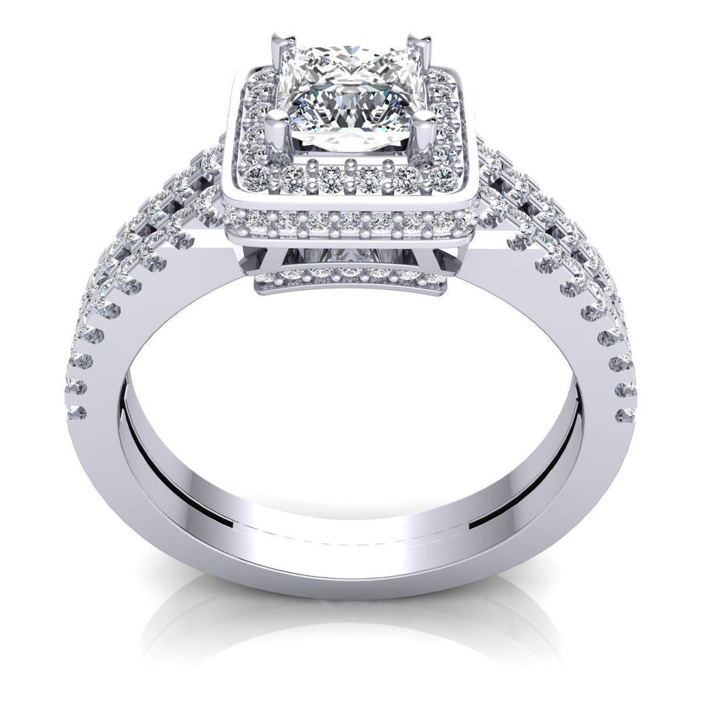 White-Gold-Engagement-Ring