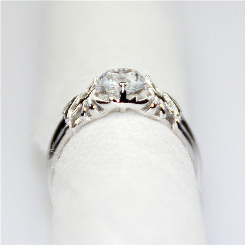 Solitaire Ring 17