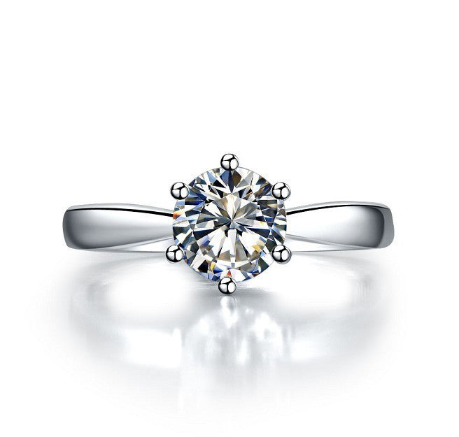 Solitaire Ring 19