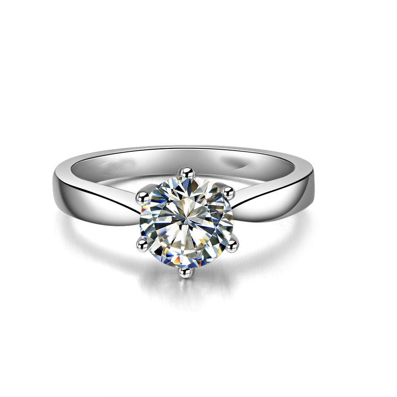 Annabelle White Gold Engagement Ring