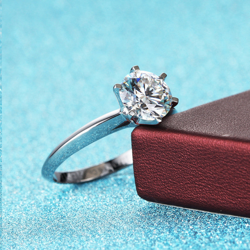 Solitaire Ring 22