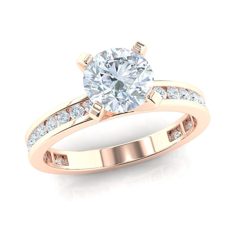 Claire Rose Engagement Ring