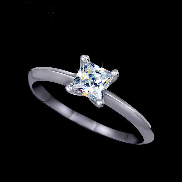 Solitaire Ring 6