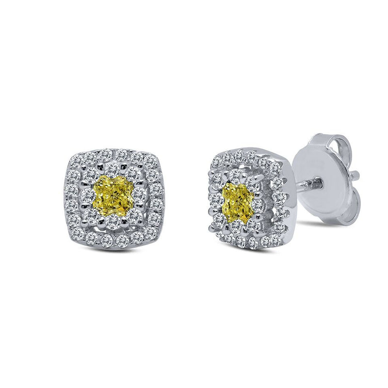 Sophisticated Sunshine Post Earrings