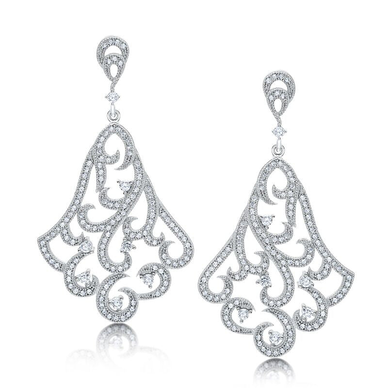 Flawless Falls Earrings