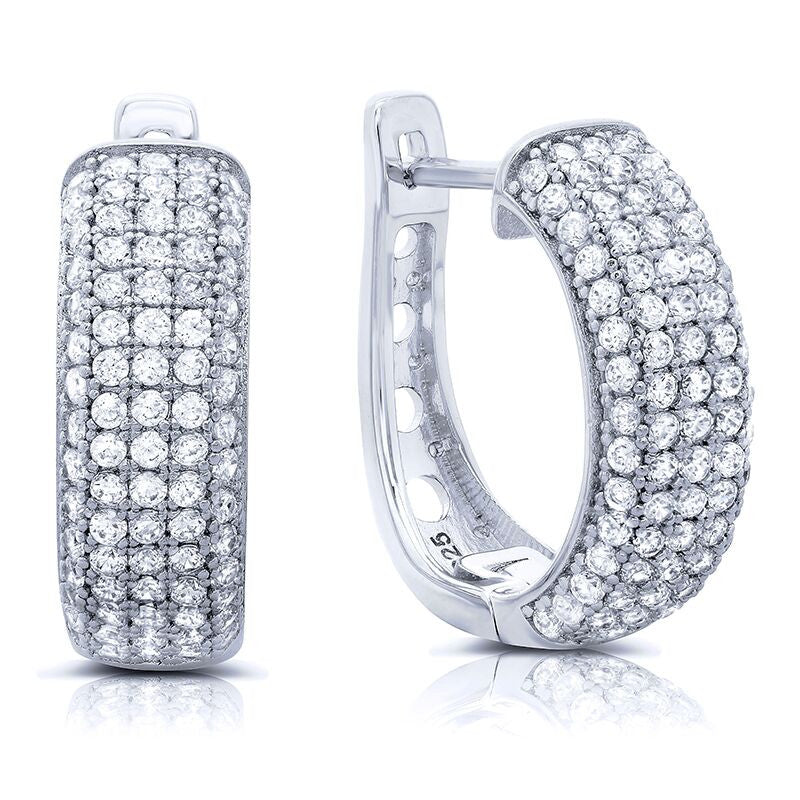 Cubic Zirconia Earrings 71
