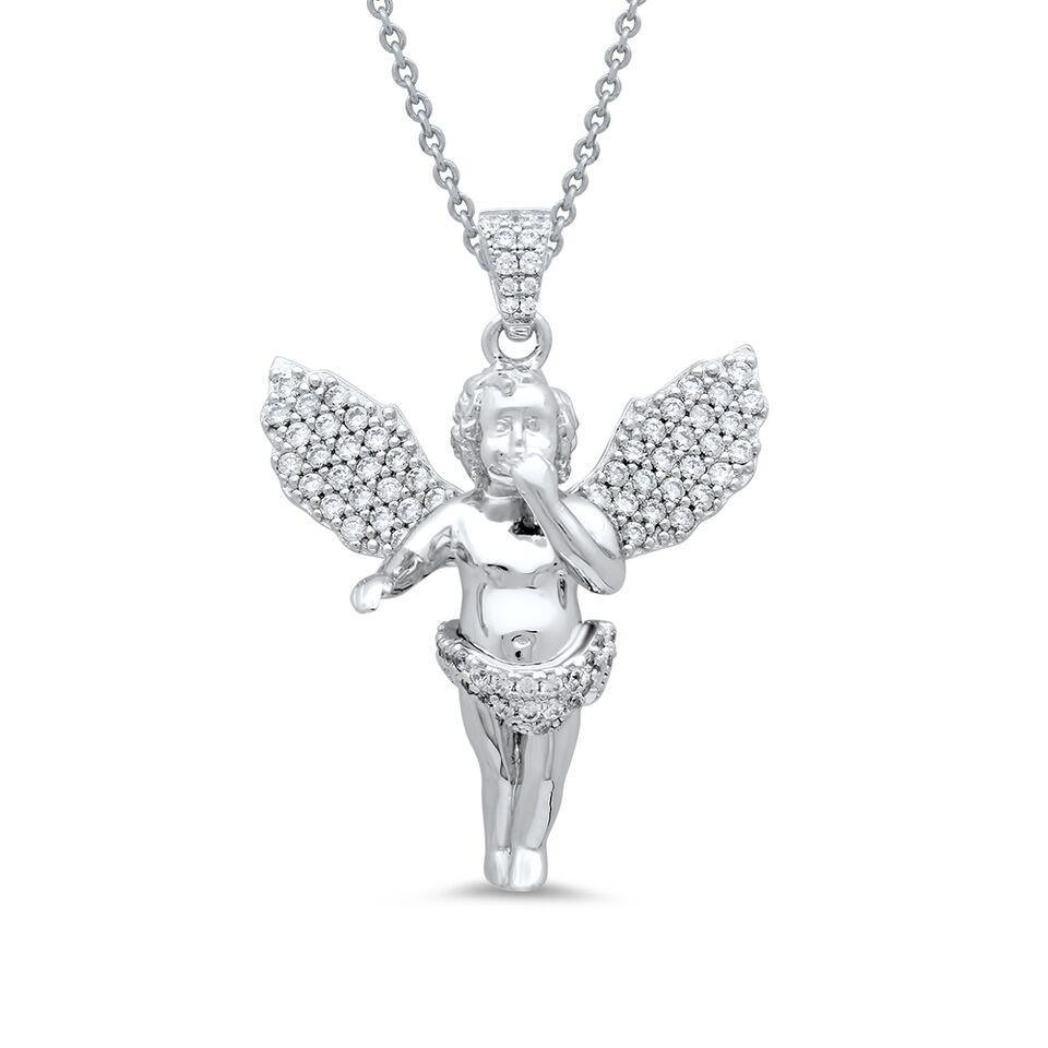 Comically Cupid Pendant