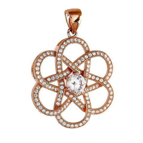 Stunning Star of David Pendant