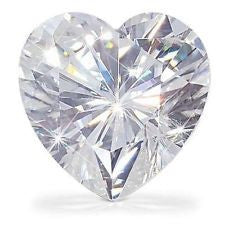 Forever Classic™ Heart Shaped Moissanite