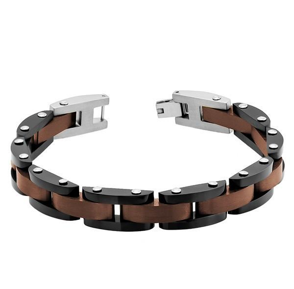 $59.95 Two-Toned Metallic Bracelet