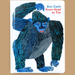 From Head to Toe, Eric Carle