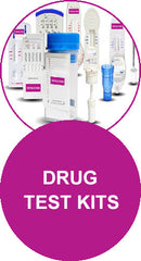 Drug Test Kits (Urine, Saliva, Hair)