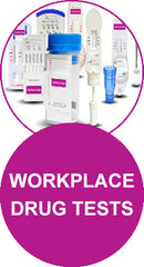 Multi Drug Tests - Workplace