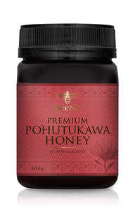 Pōhutukawa Honey