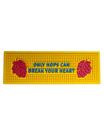 OHCBYH - Bar Mat #1 - Yellow