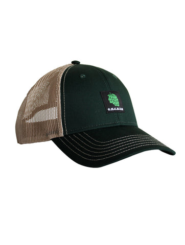 OHCBYH - Hunting Hat Green