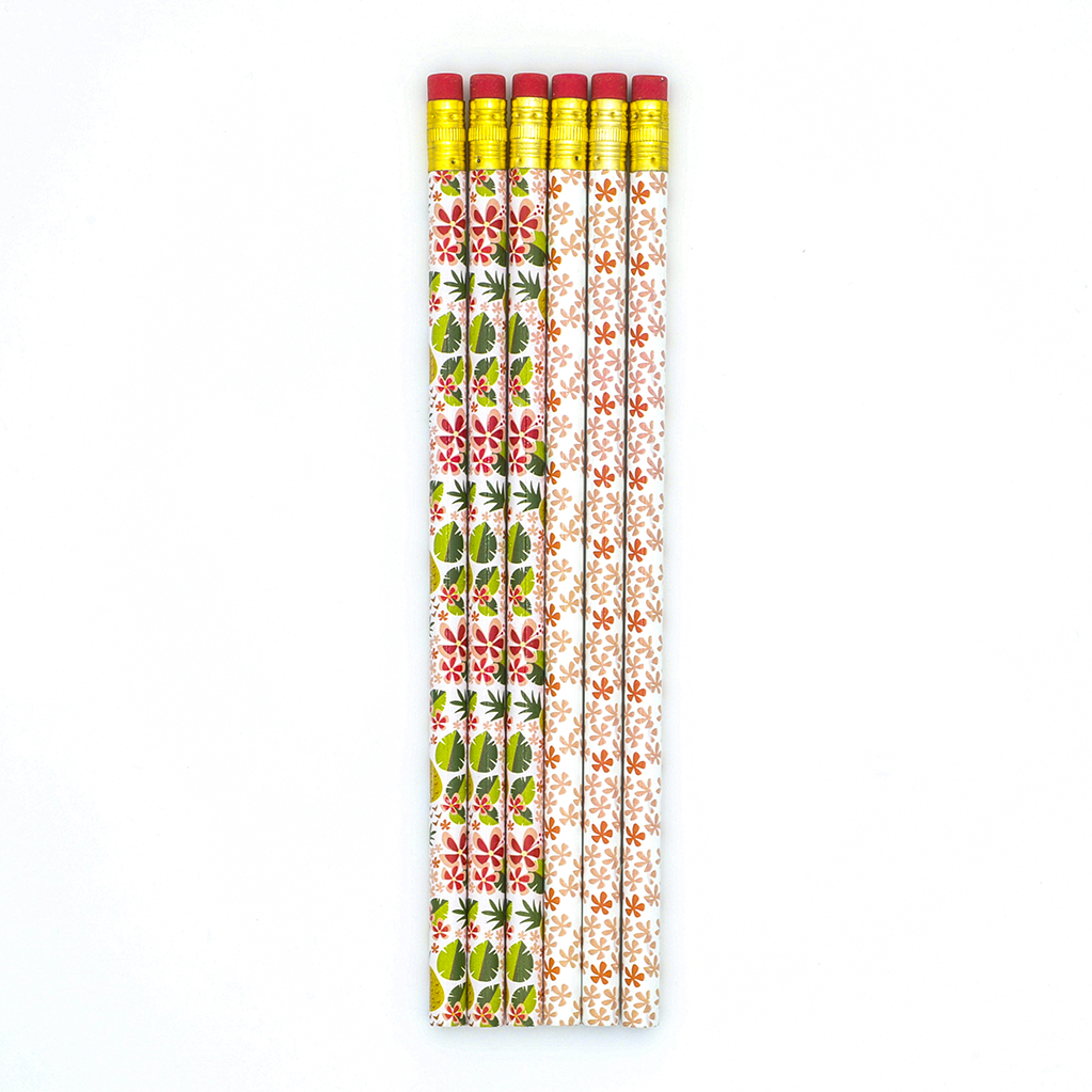 Pineapple Party Pencils