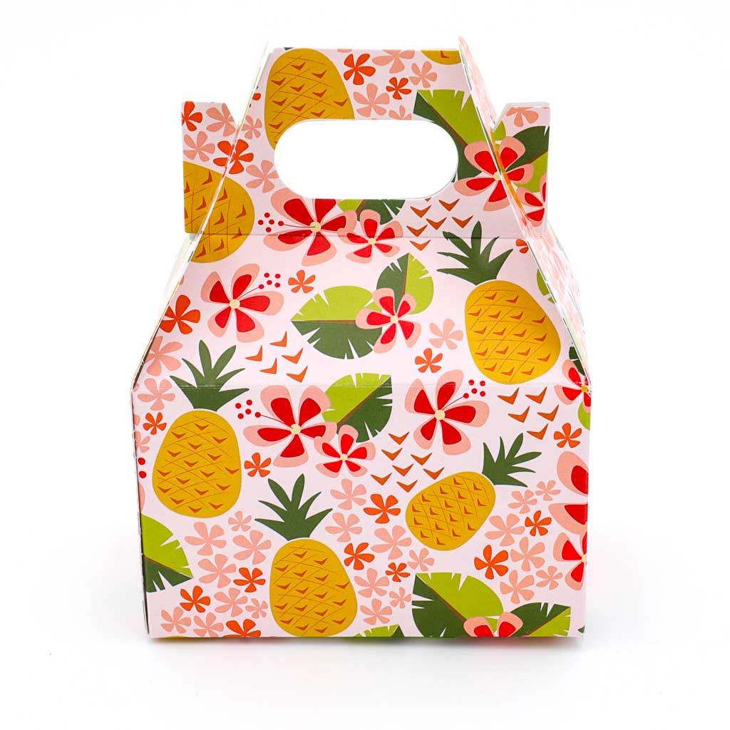 WhimWham,LLC Pineapple Party Gift Box