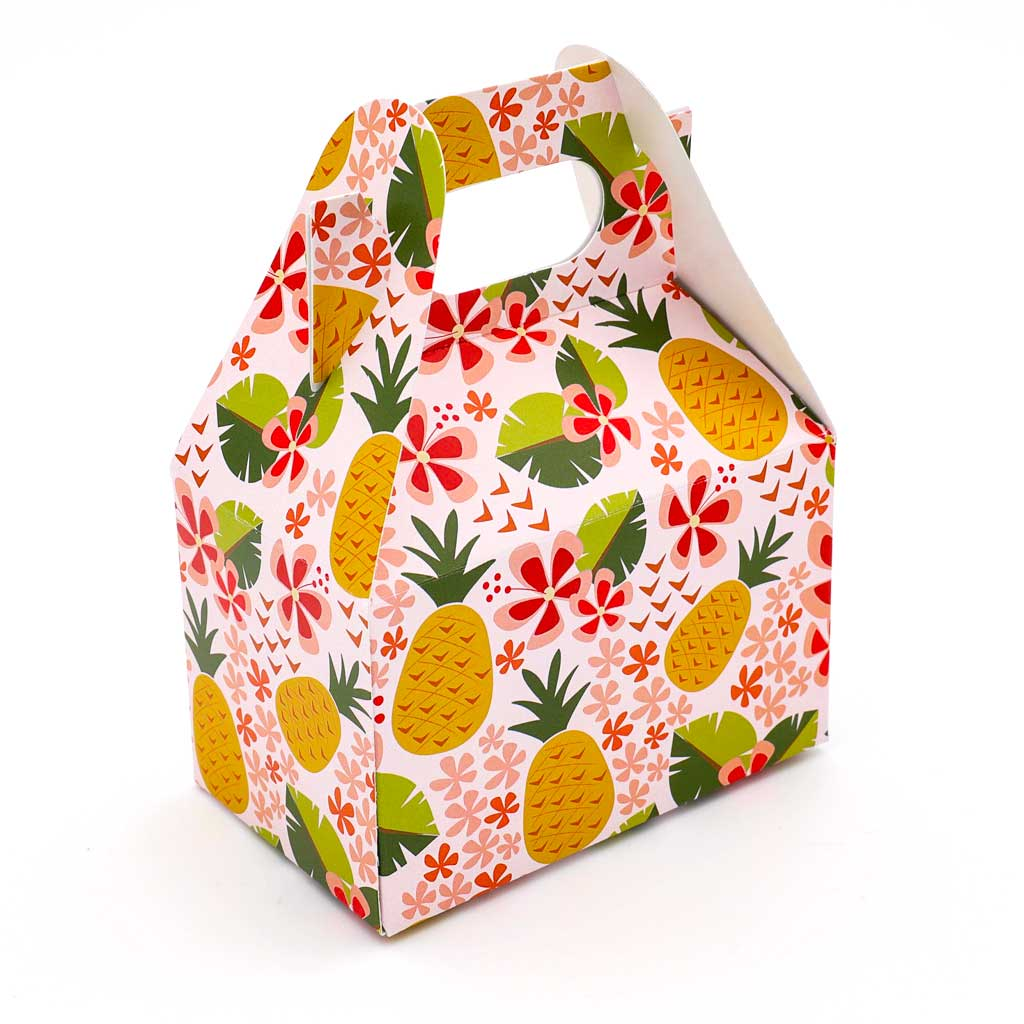 WhimWham,LLC Pineapple Party Gift Boxes