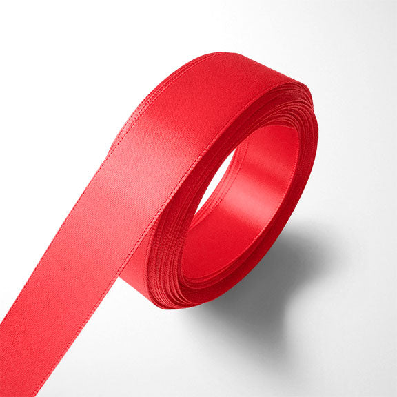 WhimWham,LLC Red Satin Ribbon
