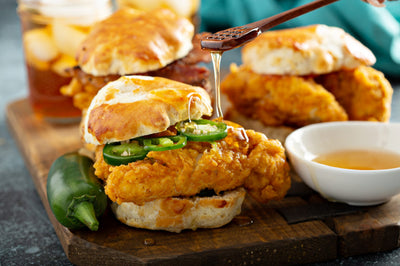 Trio Southern Chicken Biscuits