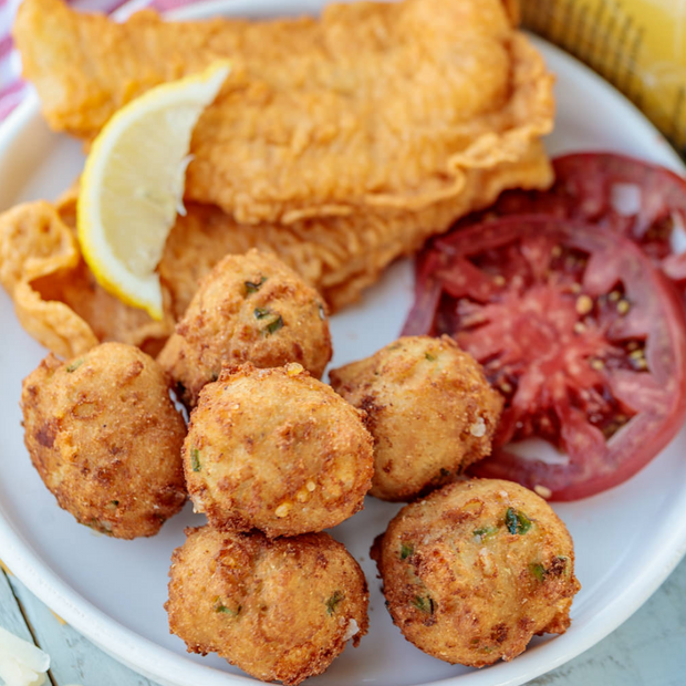 Fish Fry Fans Gift Set
