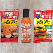 Air Fry Buffalo Wing  Chicken Gift Set