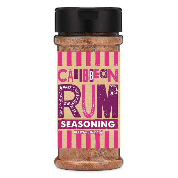 Caribbean Rum Seasoning