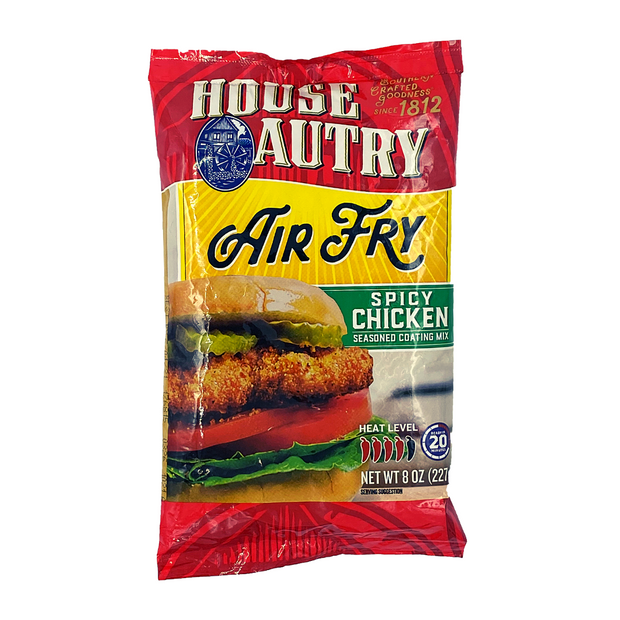 Spicy Air Fry Chicken