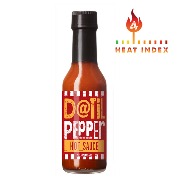 Datil Pepper Sauce