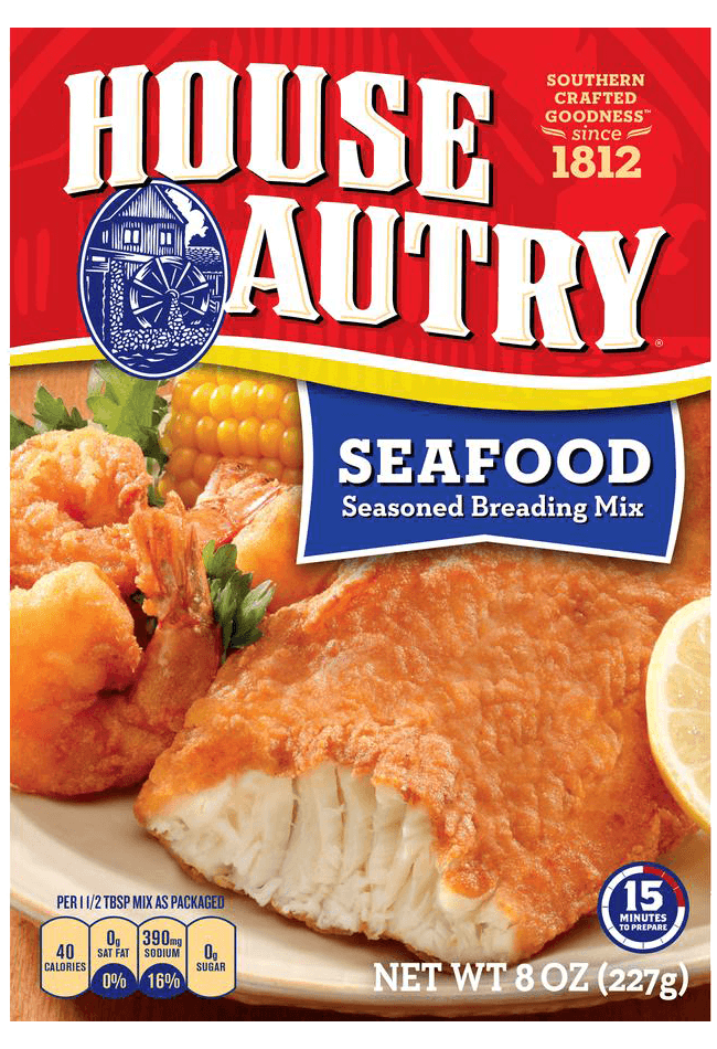 Seafood Breading Mix