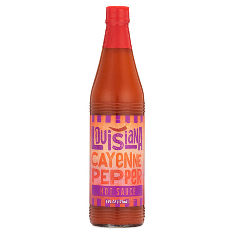 Louisiana Cayenne Hot Sauce